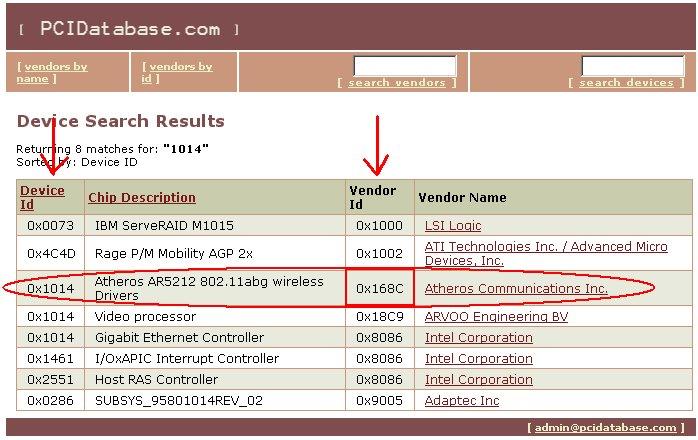 Identifikationsmöglichkeiten der Hardware – ThinkPad-Wiki