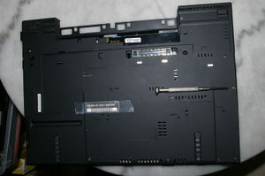 T500 Intel additional screw basecover